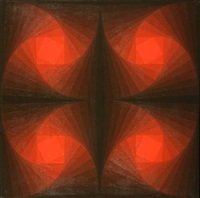red centers by hannes beckmann