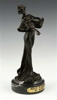 figure by lucien (charles edouard) alliot