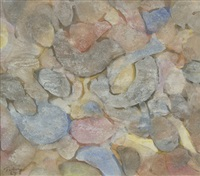 composition by mark tobey