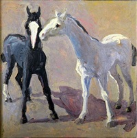 ponies by lucy culliton