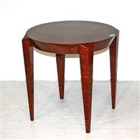 a side table by dakota jackson