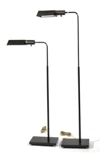 adjustable reading lamps (from 5220 series)(pair) by phoenix day co. (co.)