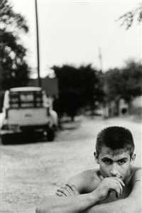 david roper from the tulsa series by larry clark
