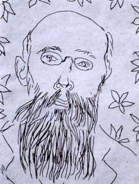 Alter Mann mit Bart by Henri Matisse on artnet