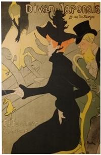 Henri de toulouse lautrec artnet for Divan japonais toulouse lautrec