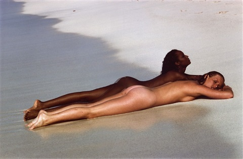 Pictures of nudes of the beach