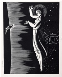 god speed by rockwell kent