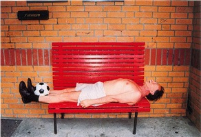 football by boris mikhailov