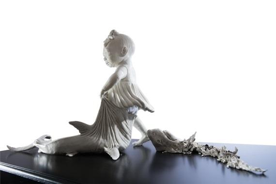 By Maria Rubinke Craftbnb - Amazingly disturbing porcelain figurines by maria rubinke