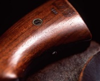colt d.a. 38 from object of desire by andres serrano