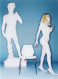 amanda and david by david lachapelle