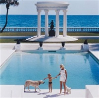 Villa Artemis in Palm Beach, Florida, 1955