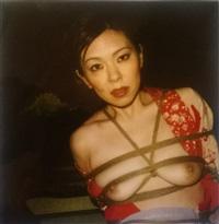 untitled (nude) by nobuyoshi araki