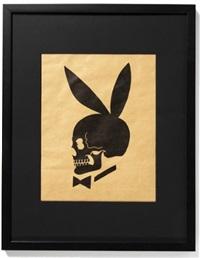 skull bunny by richard prince