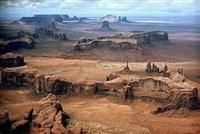 monument valley, utah by ernst haas