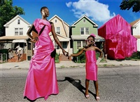 this is my house, new york by david lachapelle