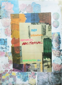 international very special arts festival by robert rauschenberg