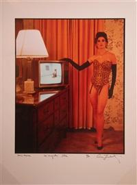 Demi Moore, Los Angeles, 1992