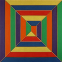 WOW Presents: Frank Stella: A Retrospective