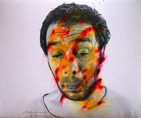 face farces by arnulf rainer
