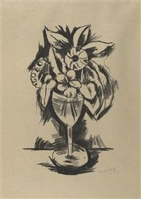 FLOWERS IN GOBLET #3, 1923
