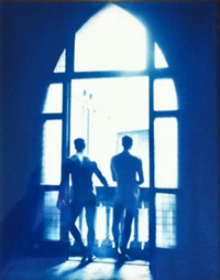 riflettendo (reflection) by john dugdale