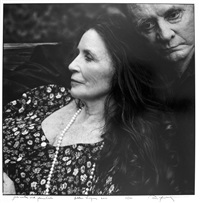 June Carter Cash e Johnny Cash, Hiltons, ..., 2001