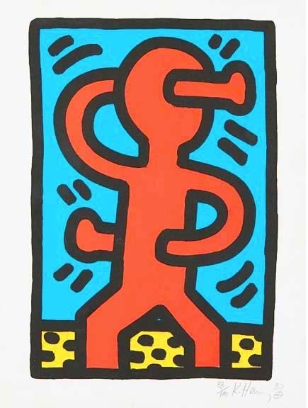 Keith Haring | artnet