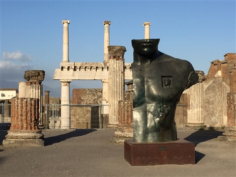 excavation of pompeii essay History other essays: pompeii search and other 63,000+ term papers, college essay examples and free essays are as director of the excavations.