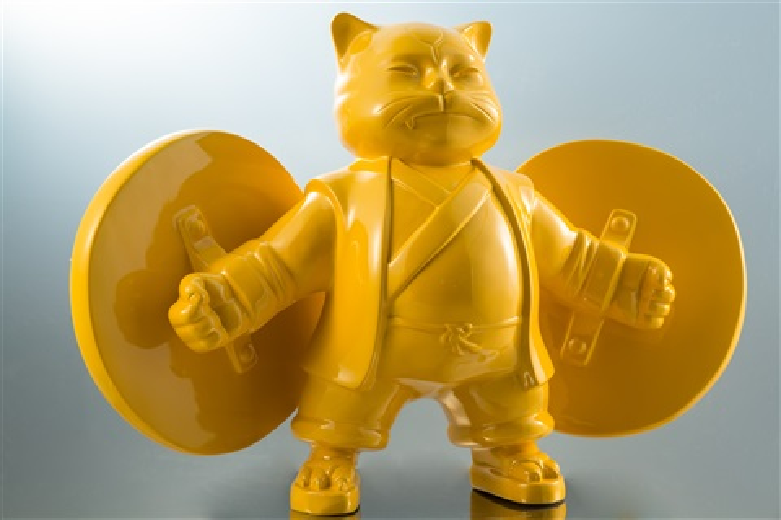 Hiro Ando Warrior Cat