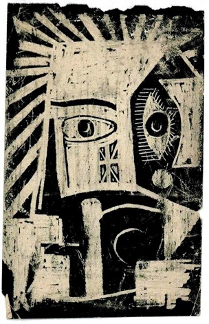 The African Mask By André Breton On Artnet