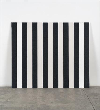 peinture acrylique sur tissu ray de bandes blanches et. Black Bedroom Furniture Sets. Home Design Ideas