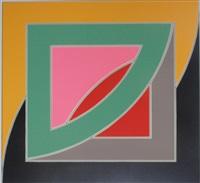 referendum '70 by frank stella