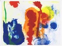 euphories de la couleur by paul jenkins