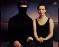 david lynch and isabella rossellini by annie leibovitz