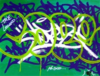 green throw up by cope2