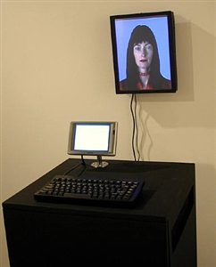 lynn hershman reactive sculpture and prints by lynn hershman leeson