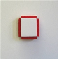 red flange (cross) by david goerk