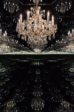 Chandelier of Grief by Yayoi Kusama on artnet