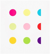n-methyl-l-aspartic acid by damien hirst