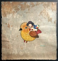 the little bird and maiko by chiho aoshima