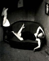 satiric dancer, paris by andré kertész