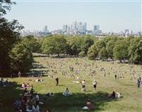 greenwhich park by massimo vitali