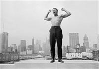 USA. 1966. Muhammad ALI, formerly Cassius..., 1966