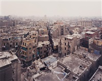 cairo, general view by andreas gursky