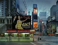 contact, howard johnson's on 46th street, times square, ny by andrew moore