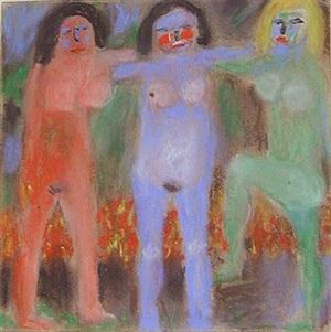 fair triumvirate by jan muller