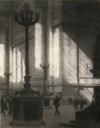 penn station by karl struss