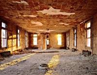 hospital extension, women's ward, island 2, ellis island by stephen wilkes