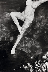 leonor fini, italie by henri cartier-bresson